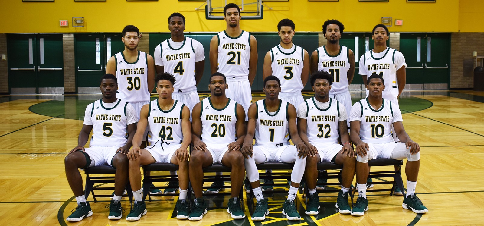 2018 19 Men S Basketball Roster Wayne State University
