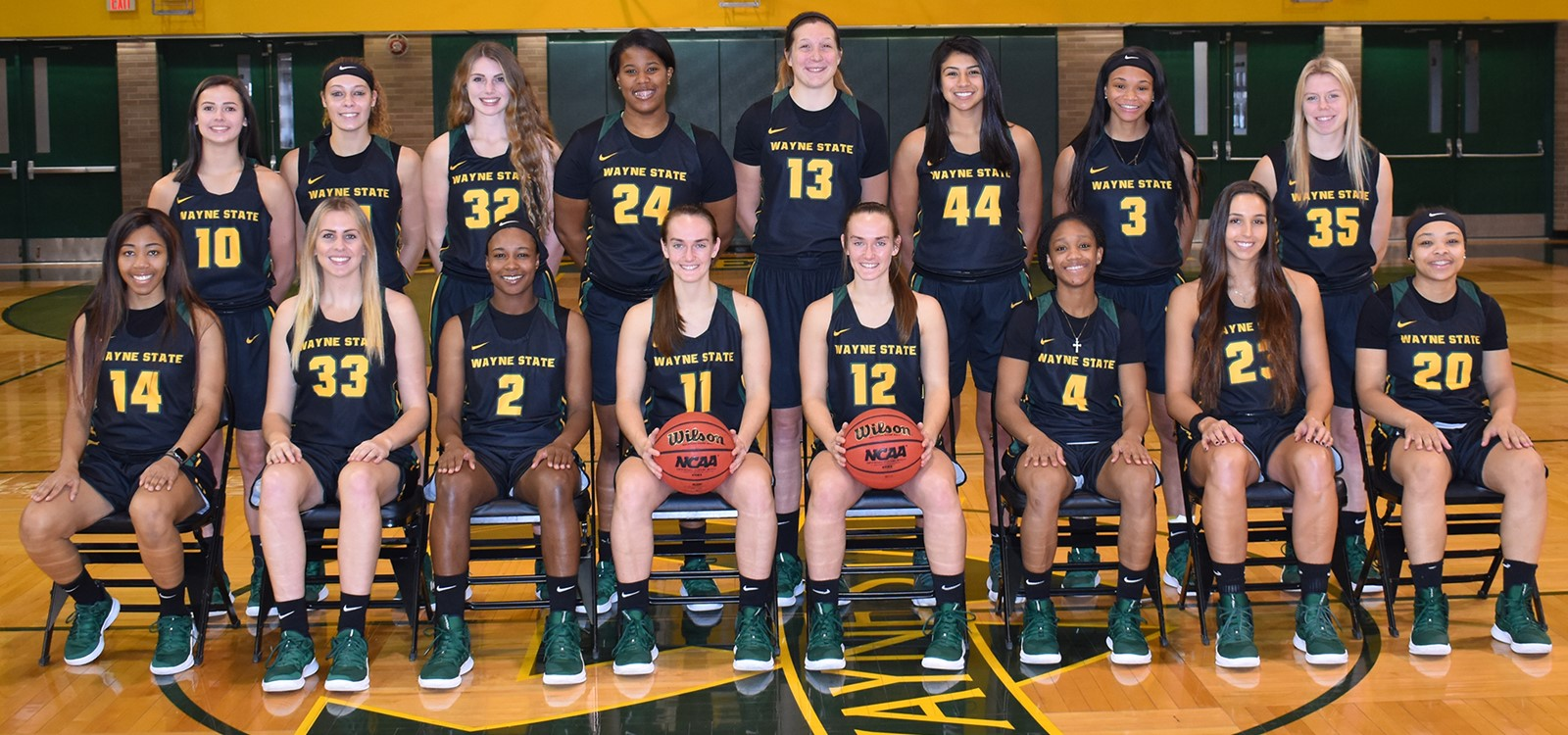 2018-19 Women's Basketball Roster - Wayne State University